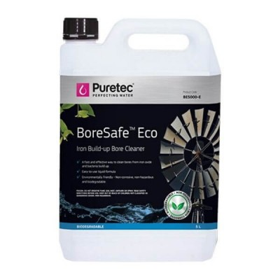 Puretec 5 Litre BoreSafe Eco Bore Cleaner BE5000-E