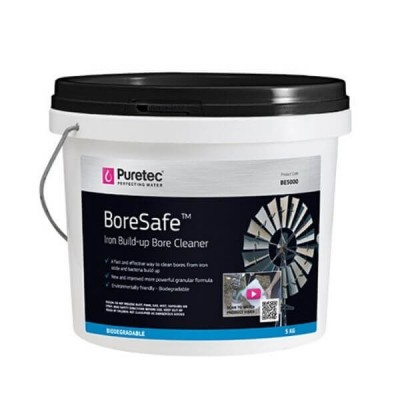 Puretec 5KG BoreSafe Bore Cleaning Granules BE5000