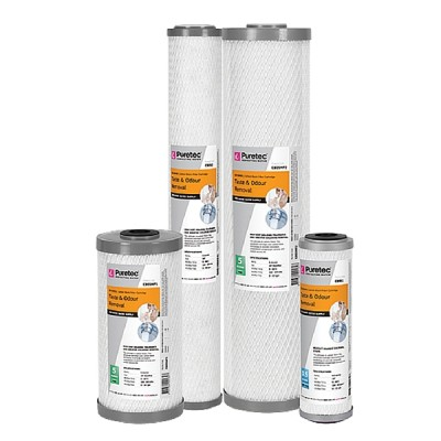 Puretec CB051 Carbon Block Filter Cartridge