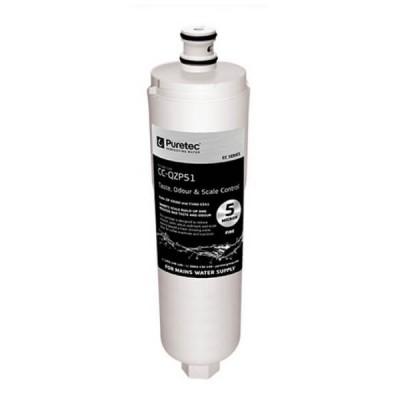 "Puretec CC-QZP51 5 Micron Compatible Water Filter Cartridge 8"""