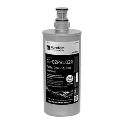 Puretec CC-QZP9102G 0.2 Micron Compatible Water Filter Cartridge