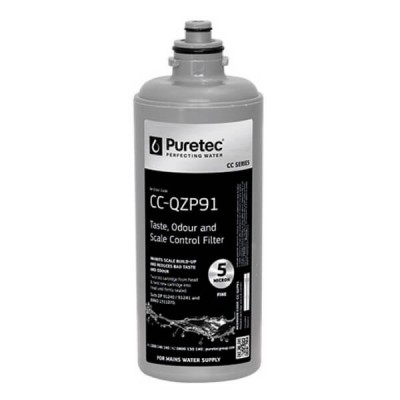 Puretec CC-QZP91 5 Micron Compatible Water Filter Cartridge 9""