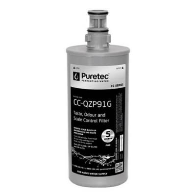 "Puretec CC-QZP91G 5 Micron Compatible Water Filter Cartridge 9"""