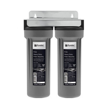 Puretec CD13-3 Twin Housing Water Filter System