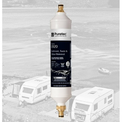 Puretec CR20 Inline Caravan Water Filter