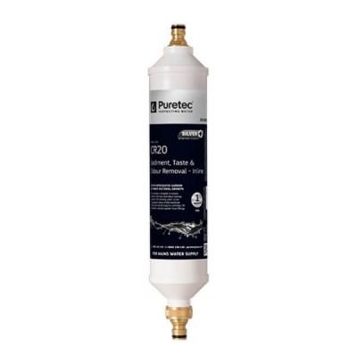 Puretec CR20 Inline Compact Caravan Water Filter