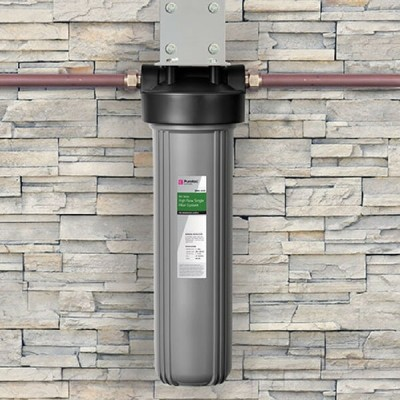 Puretec EM1-110 Whole House Rain & Mains Water Filter System 20 inch