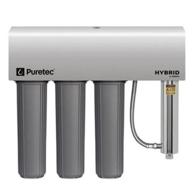 Puretec Hybrid G13 Triple Action Whole House Ultraviolet Water Filter System
