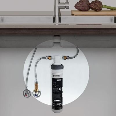 Puretec Puremix Z7 Inline Undersink Harsh Water Filter System 1 Micron