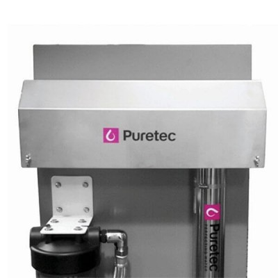 Puretec RI-COV4 Large Protective UV Cover Shroud Stainless Steel