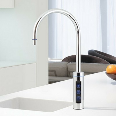 Puretec SPARQ-S4 Undersink Filtered Ambient Sparkling Chilled Water System