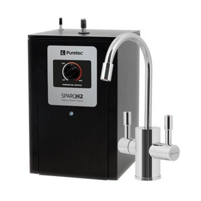 Puretec SPARQ H2 Instant Boiling Hot and Ambient Filtered Water System