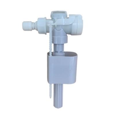 "R&T EN14124 Toilet Cistern Inlet Valve 15mm 1/2"" BSP"