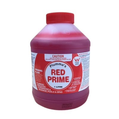 Red Priming Fluid 1 Litre