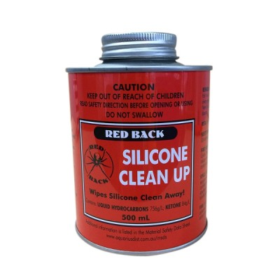 Redback Silicone Cleanup 500ml