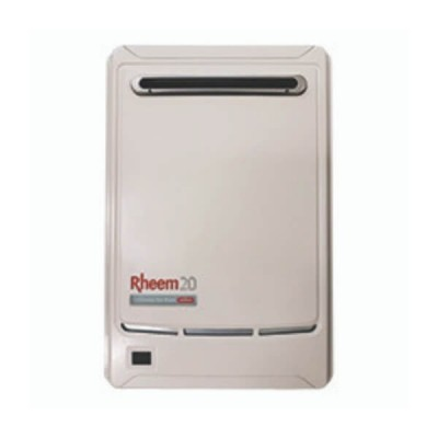 Rheem 20 Continuous Flow Hot Water System Preset 50C Nat Gas 876820NF