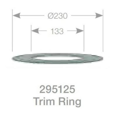 Rheem Flue Trim Ring Model 295125