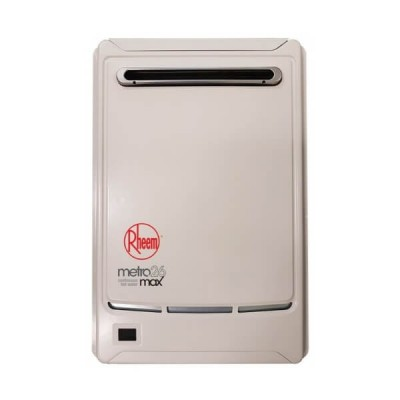 Rheem Metro Max 26 PROPANE GAS 60°C Continuous Flow Hot Water Heater 874T26PF