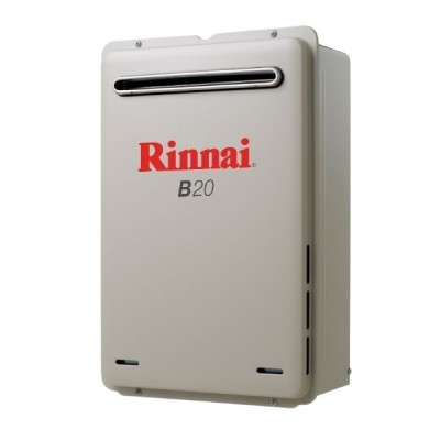 Rinnai B20 NATURAL GAS 50C B20N50A Builders Continuous Flow Hot Water Heater