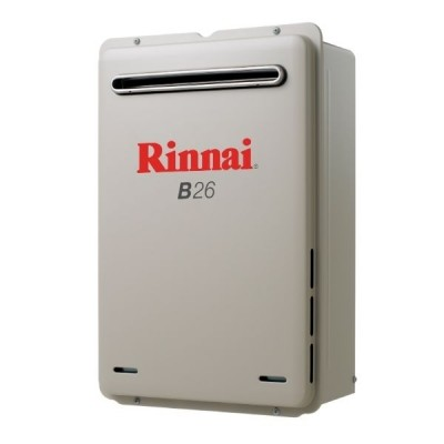 Rinnai B26 NATURAL GAS 60C B26N60A Builders Continuous Flow Hot Water Heater