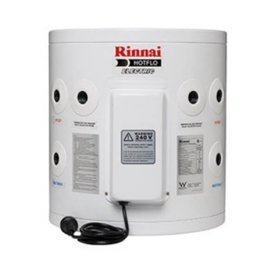 Rinnai Hotflo 25 Litre Electric Storage Hot Water System 2.4KW Plug In EHF25S24P