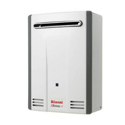 Rinnai Infinity 16 Preset 60C Natural Gas Continuous Flow Hot Water System INF16N60MA