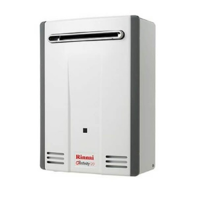 Rinnai Infinity 20 Preset 60C Natural Gas Continuous Flow Hot Water System INF20N60MA