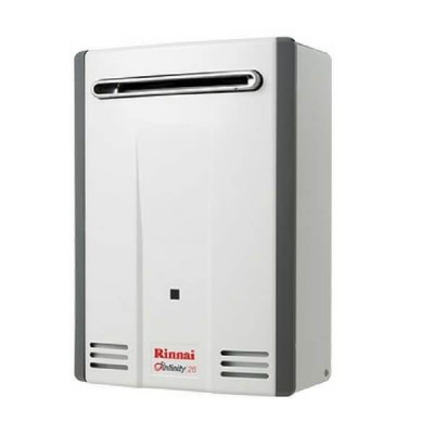 Rinnai Infinity 26 Preset 60C Natural Gas Continuous Flow Hot Water System INF26N60MA