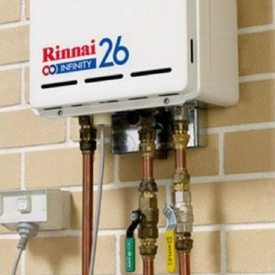 Rinnai Infinity Hot Water System Security Bracket SECBKT