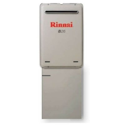 Rinnai PC11D Builder Series Hot Water Heater Pipe Cover Colour Dune