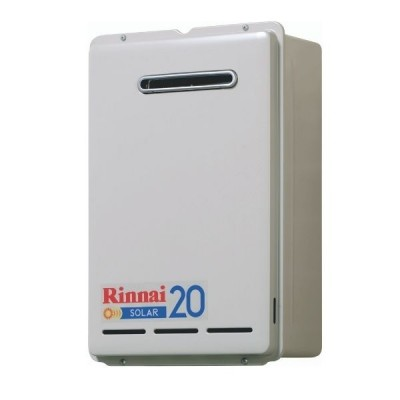 Rinnai S20 Natural Gas Solar Booster Continuous Flow Hot Water System S20N70