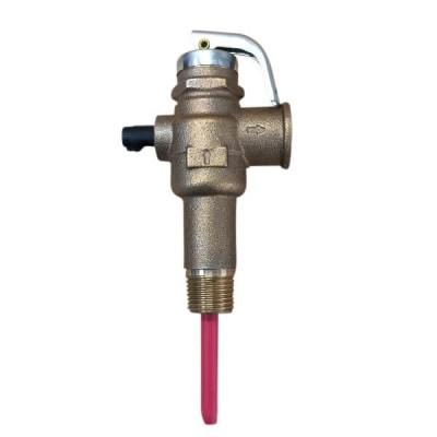 RMC HTE55-1 1000 Kpa 15mm Pressure Temperature Relief Valve HTE504