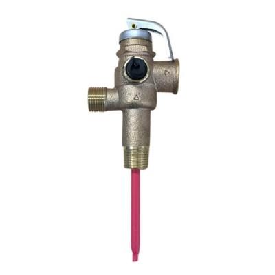 RMC HTT55-1 1400 Kpa 15mm Pressure Temperature Relief Valve HTT518