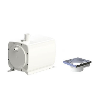 Saniflo Sanifloor 1 Grey Water Waste Shower Pump SA113