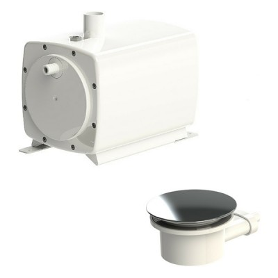 Saniflo Sanifloor 3 Grey Water Pump SA114