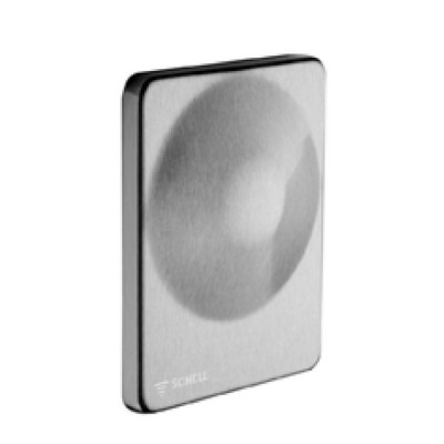 Schell Urinal Flush Valve HF Cover Plate Stainless Steel 230442831