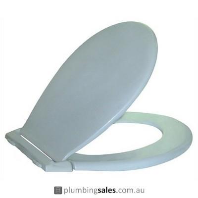 Spotless Flex Toilet Seat White