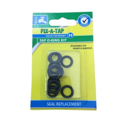 Tap O-Ring Kit Fixatap 207029