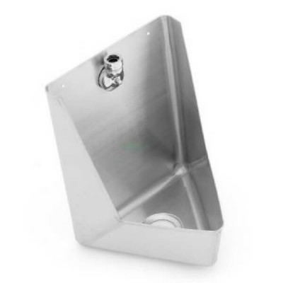 Urinette Top Entry Urinal Stainless Steel AB-URN