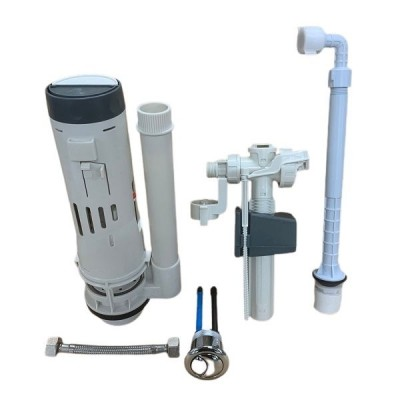 WDI Cistern Inlet & Outlet Valve Kit Suit Back or Bottom Water Entry
