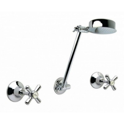 Whitehall Ezy Clean Shower Set Ceramic Disc