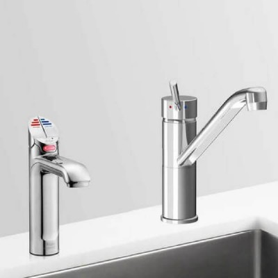 Zip HT1722 HydroTap 4 in 1 BCHA 160-125 Boiling Chilled Filtered Hot Cold Commercial