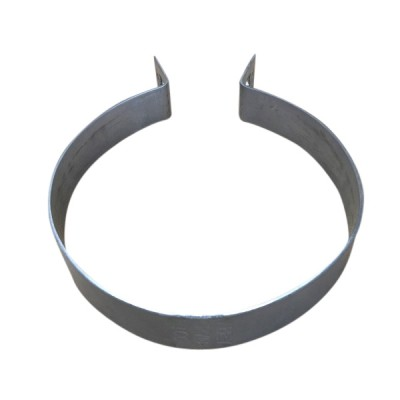 100mm Clip Head Stainless Steel