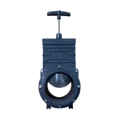 100mm PVC Sliding Gate Valve Suit DWV Pipe