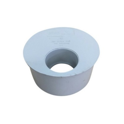 100mm X 40mm In Pipe Reducer Dwv