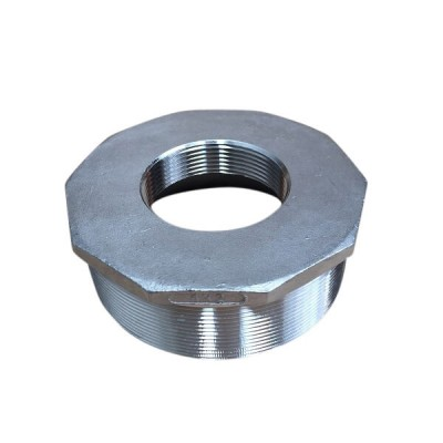 100mm X 50mm Bush Reducing BSP Stainless Steel 316 150lb