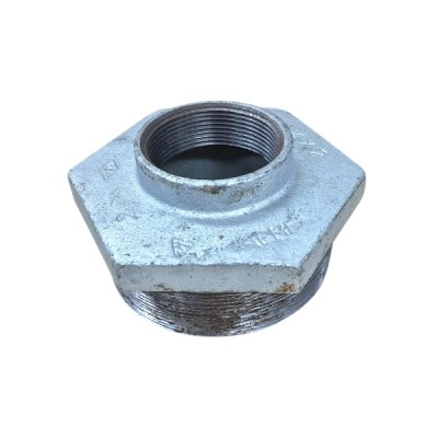 100mm X 50mm Galvanised Bush
