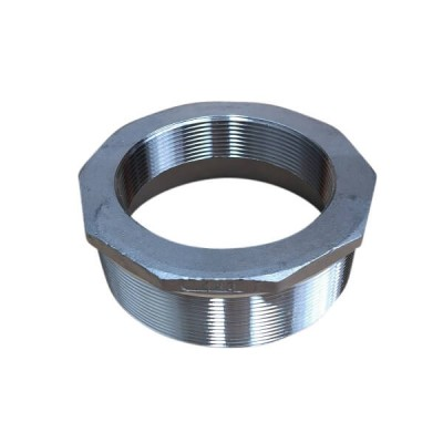 100mm X 80mm Bush Reducing BSP Stainless Steel 316 150lb
