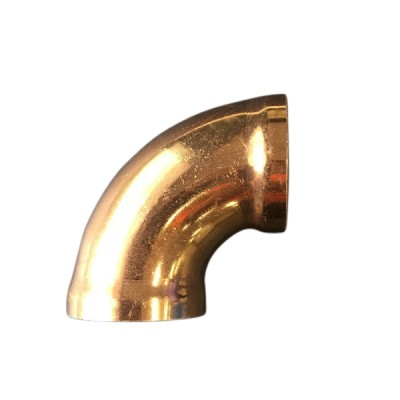 100mm X 90 Degree Copper Bend Pressure