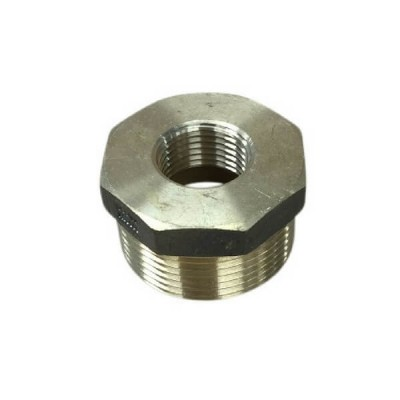 "10mm 3/8"" X 3mm 1/8"" Brass Bush BSP"